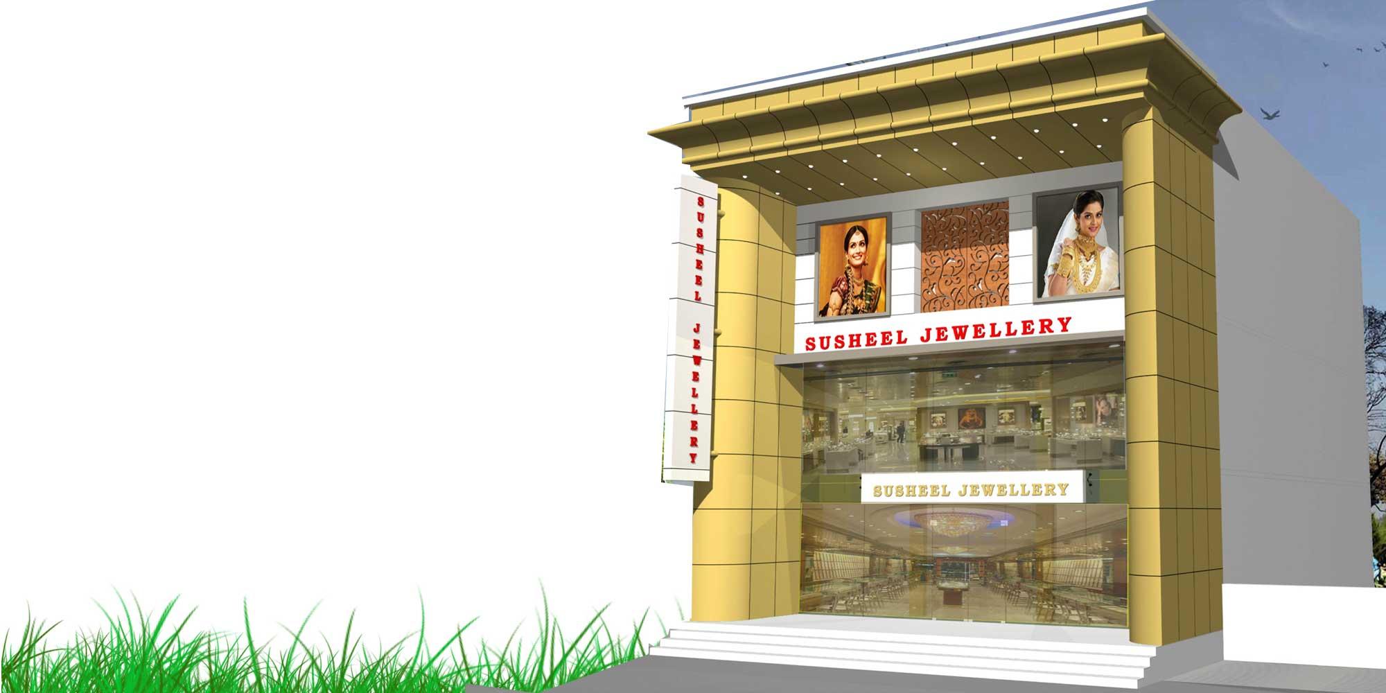 Susheel Jewellery, Tumkur